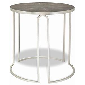 Century Archive Home and Monarch Thaxton End Table