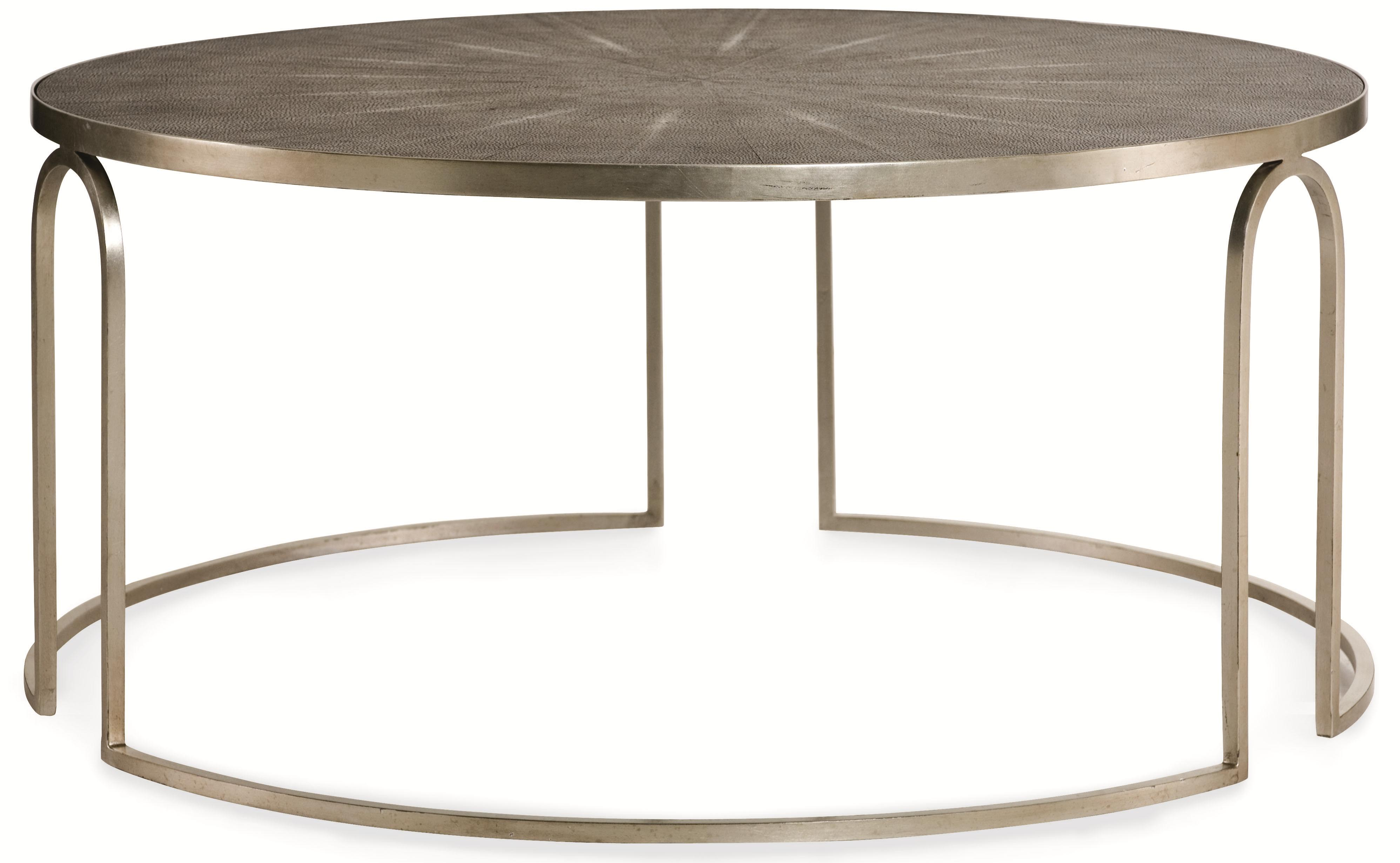 Archive Home and Monarch Thaxton Cocktail Table by Century at Alison Craig Home Furnishings