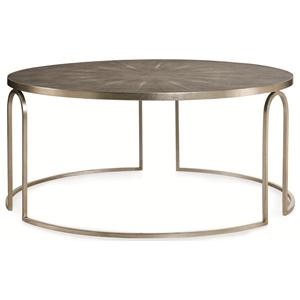 Century Archive Home and Monarch Thaxton Cocktail Table