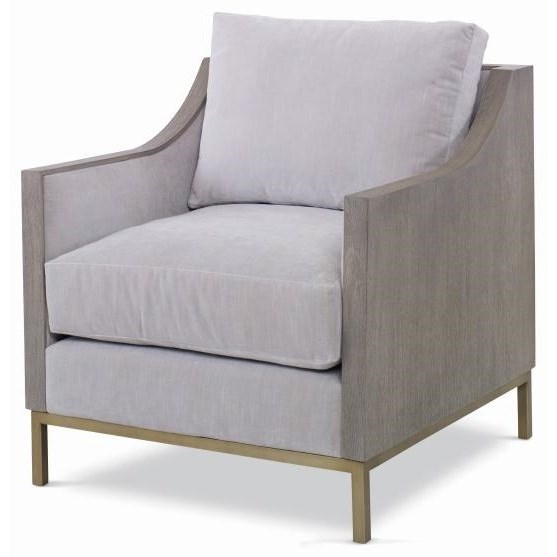 Archive Home and Monarch Kendall Occasional Chair by Century at Alison Craig Home Furnishings