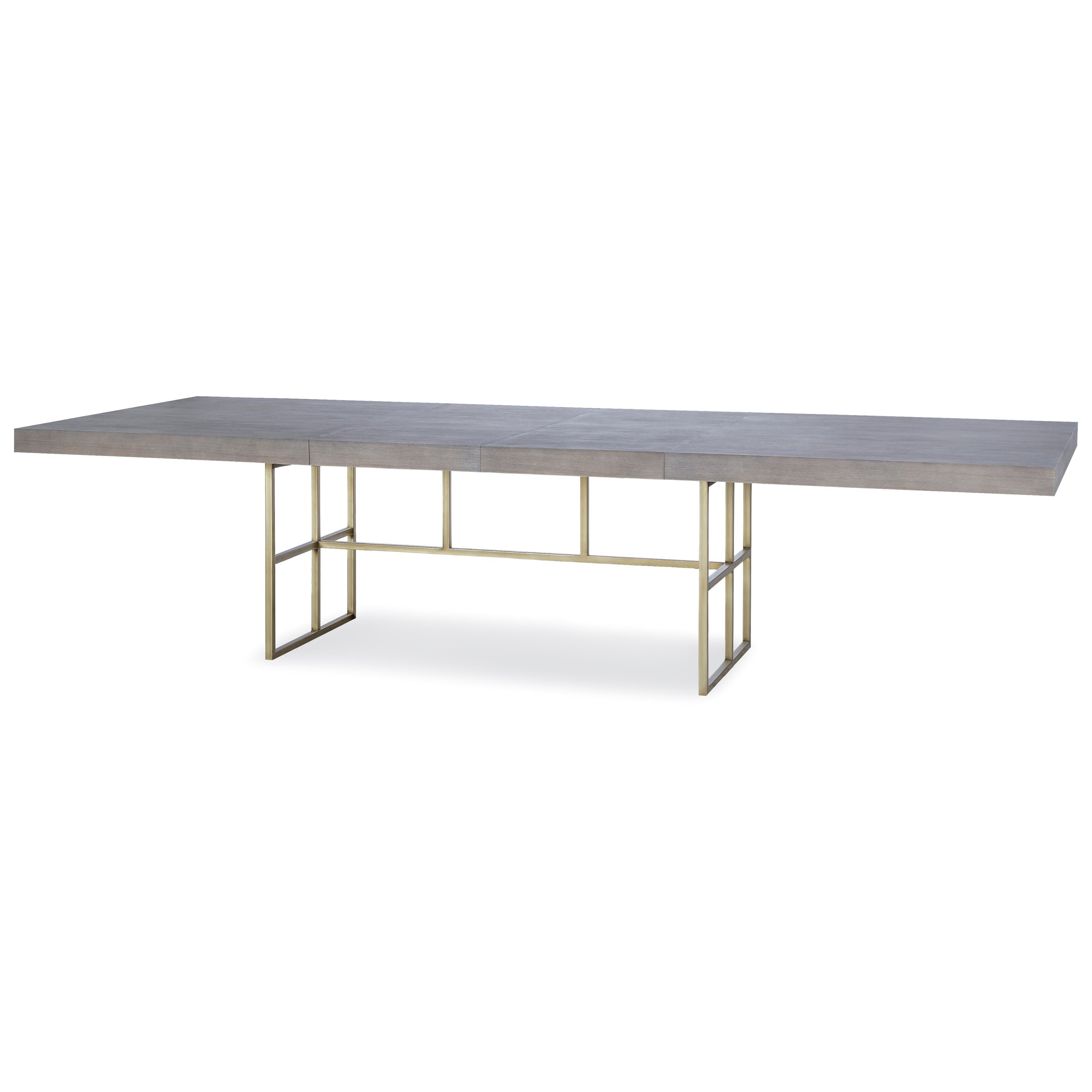 Archive Home and Monarch Kendall Dining Table by Century at Alison Craig Home Furnishings