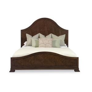 Wood Panel Bed