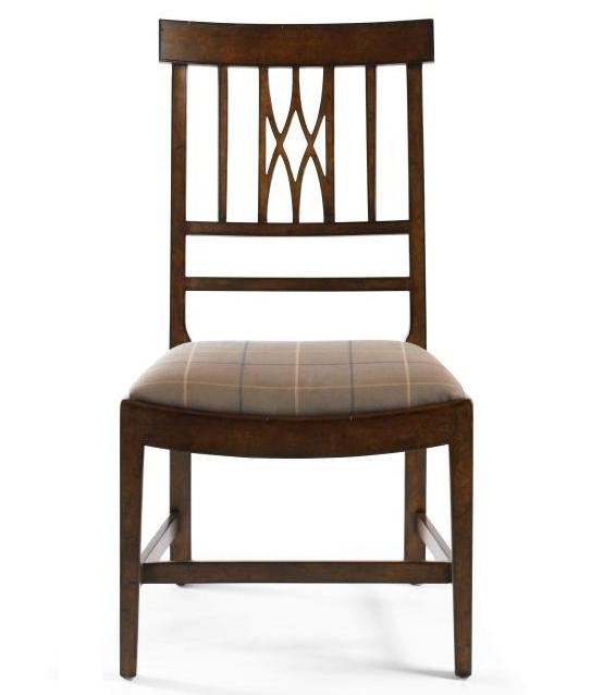 Bob Timberlake  Meg's Dining Side Chair by Century at Baer's Furniture
