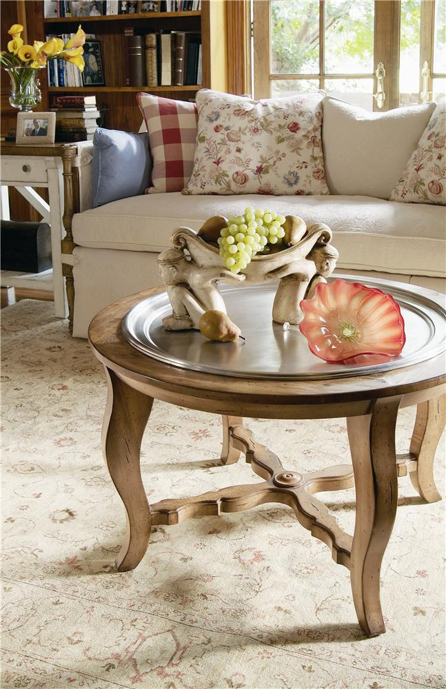 Bordeaux  Cocktail Table by Century at Baer's Furniture