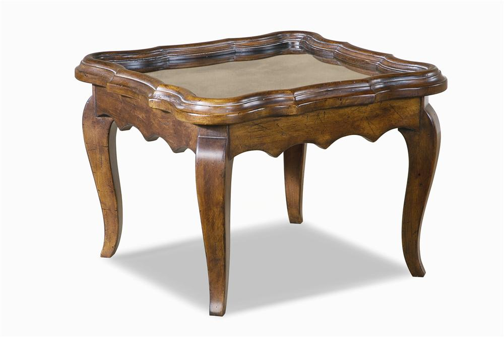Bordeaux  Martini Table by Century at Baer's Furniture