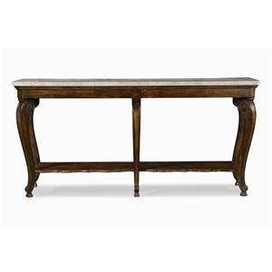 Century Bordeaux  Sofa Table/Console