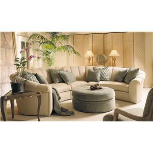 Century C7-9500 Series Sectional Sofa
