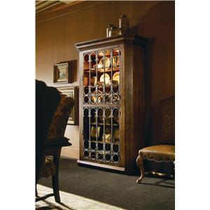 Century Caperana Curio Cabinet