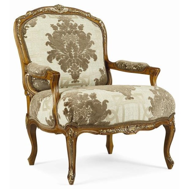 Century Chair Grande Fauteuil Chair by Century at Baer's Furniture