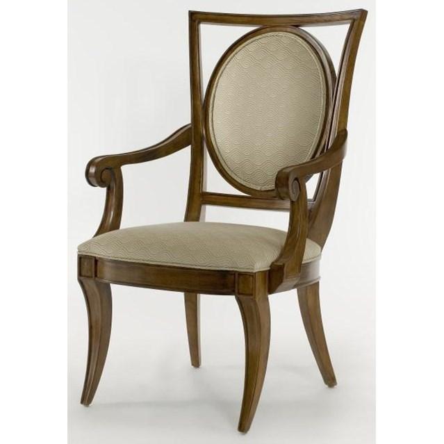 Century Chair Klismos Chair by Century at Baer's Furniture