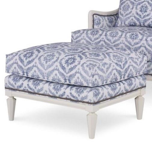 Century Chair Jensen Ottoman by Century at Baer's Furniture