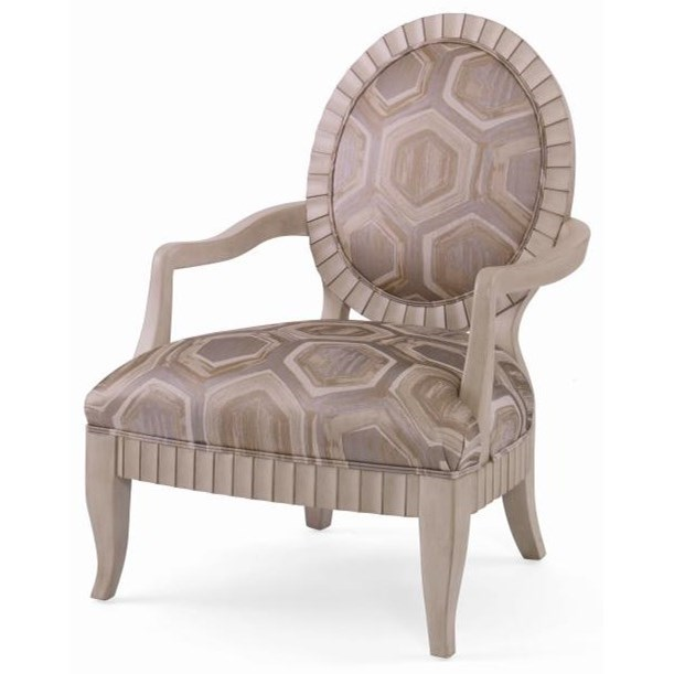 Century Chair Ellipse Chair  by Century at Baer's Furniture
