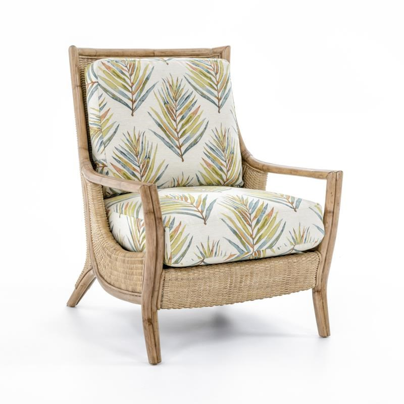 Century Chair Bar Harbor Rattan Chair by Century at Baer's Furniture
