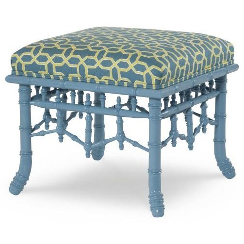Century Chair Avon Square Ottoman by Century at Baer's Furniture