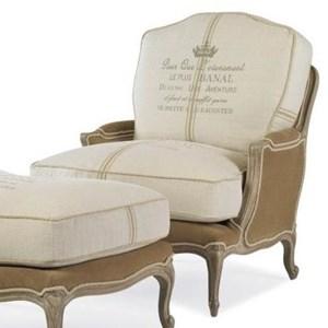 Grand Bergere Chair