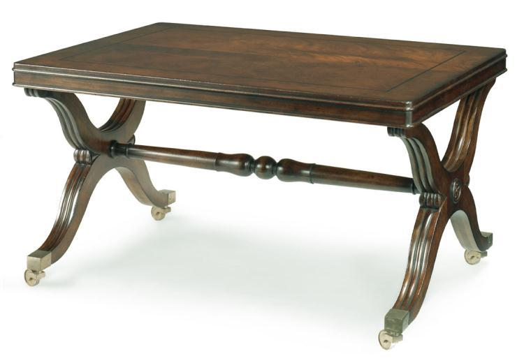 Chelsea Club Cocktail Table by Century at Baer's Furniture