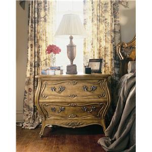 Century Coeur De France Nightstand/Bedside Table