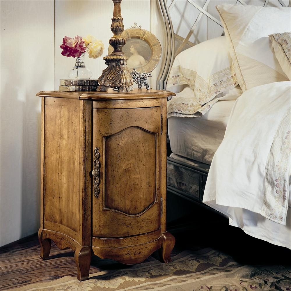 Coeur De France End Table/Nightstand by Century at Sprintz Furniture