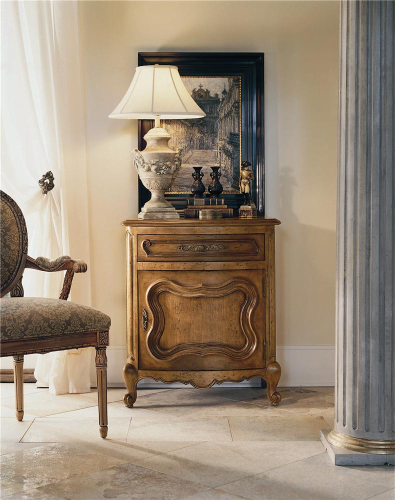 Coeur De France End Table/Mini Chest by Century at Baer's Furniture