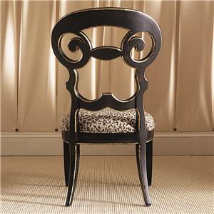 Century Consulate Vienna Dining Side Chair