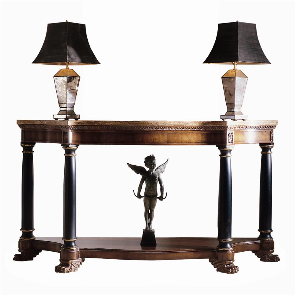 Consulate Empire Console Table by Century at Alison Craig Home Furnishings