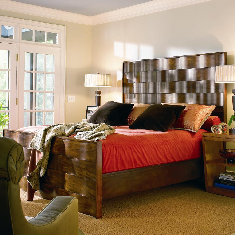 Omni 6/6 King Bed by Century at Baer's Furniture