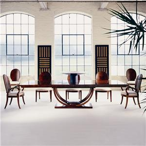Century Century Classics Dining Table, Arm Chair and Side Chair Set