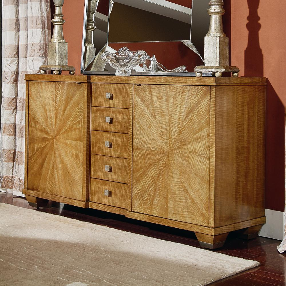 Omni Credenza by Century at Baer's Furniture