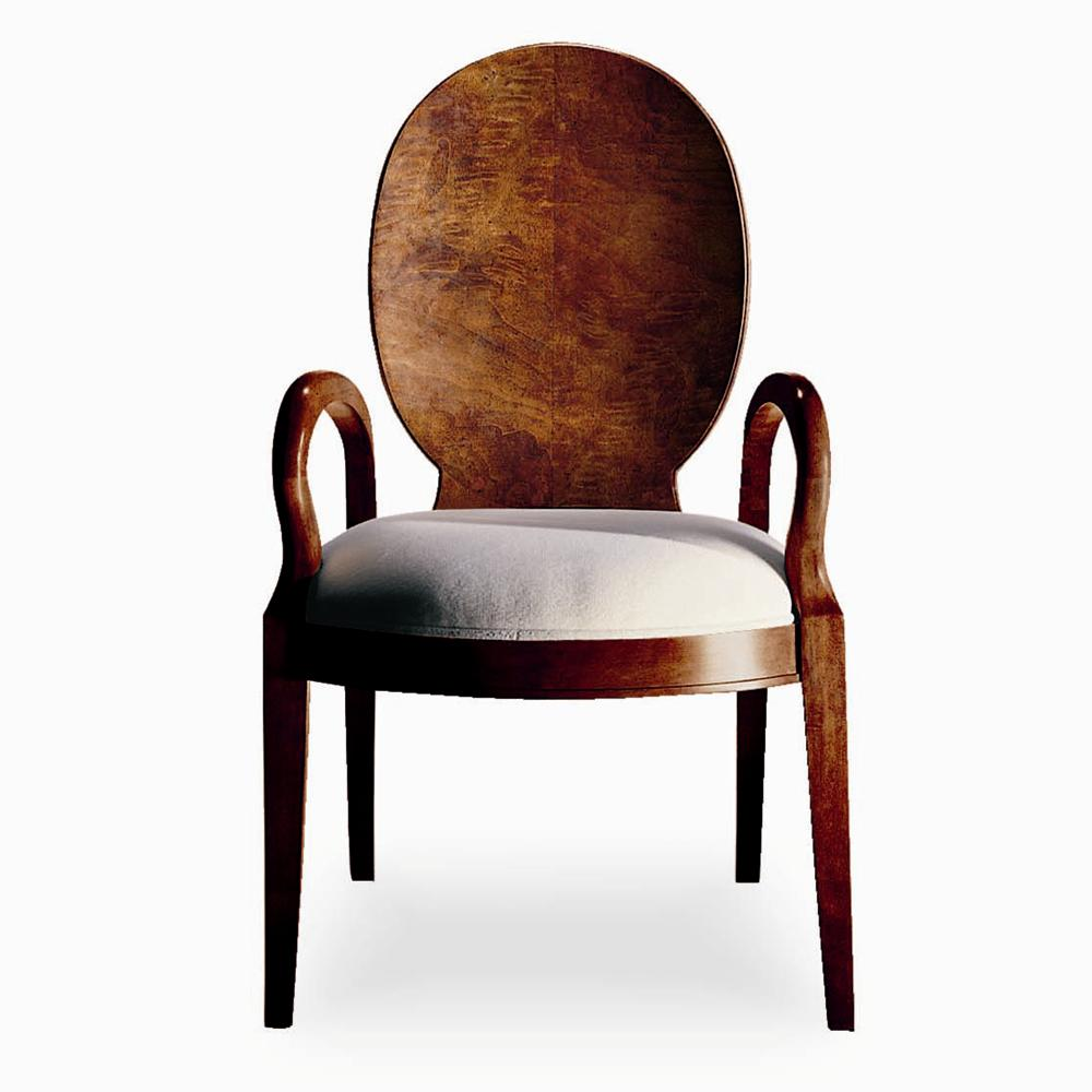 Omni Arm Chair by Century at Baer's Furniture