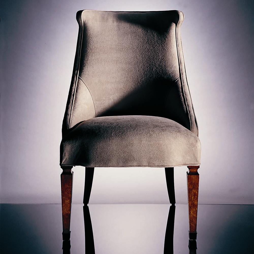 Omni Upholstered Dining Chair by Century at Baer's Furniture