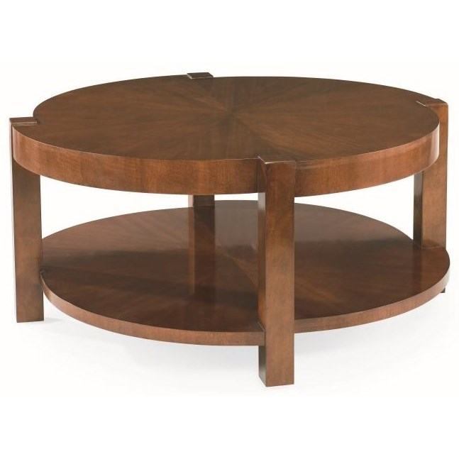 Omni Cocktail Table by Century at Baer's Furniture