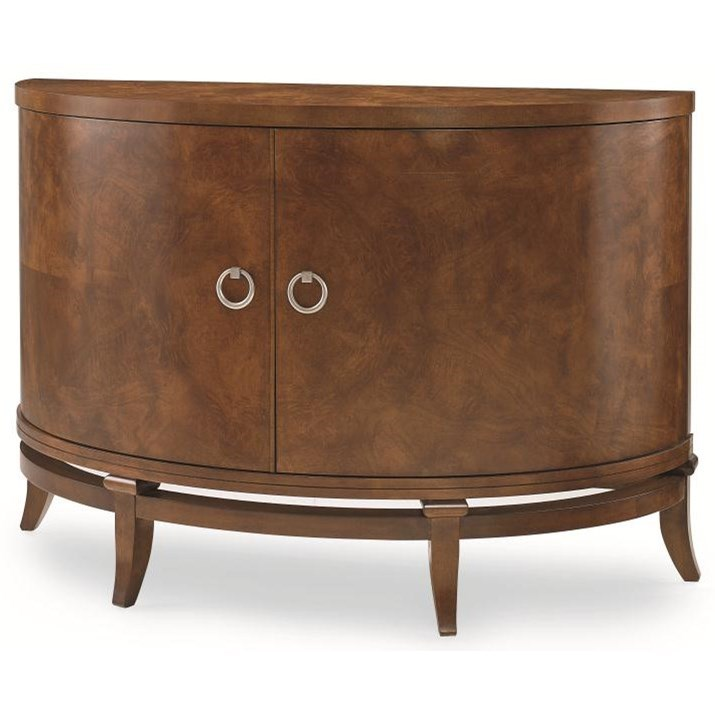 Omni Door Chest by Century at Baer's Furniture
