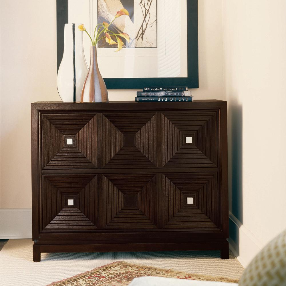 Century Classics Pyramind Drawer Chest by Century at Alison Craig Home Furnishings