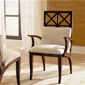 Century Century Classics Windowpane Arm Chair