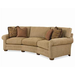 <b>Customizable</b> Conversation Sofa