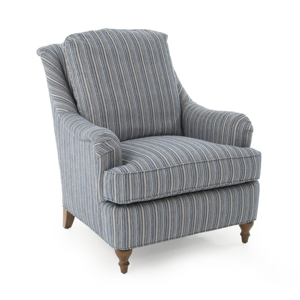 Elegance  Tyler Chair by Century at Baer's Furniture