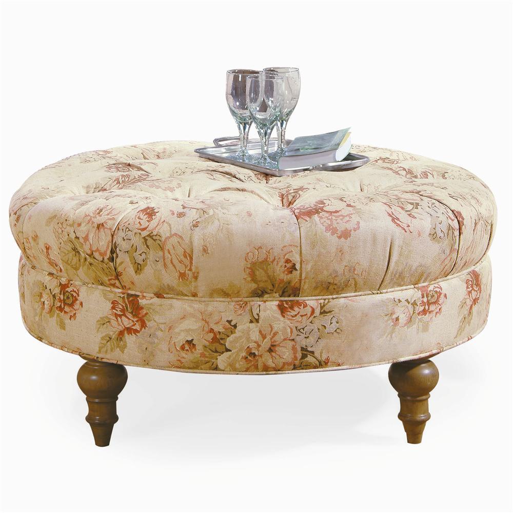 Elegance  Ottoman by Century at Sprintz Furniture