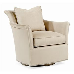 Century Elegance  Swivel Chair