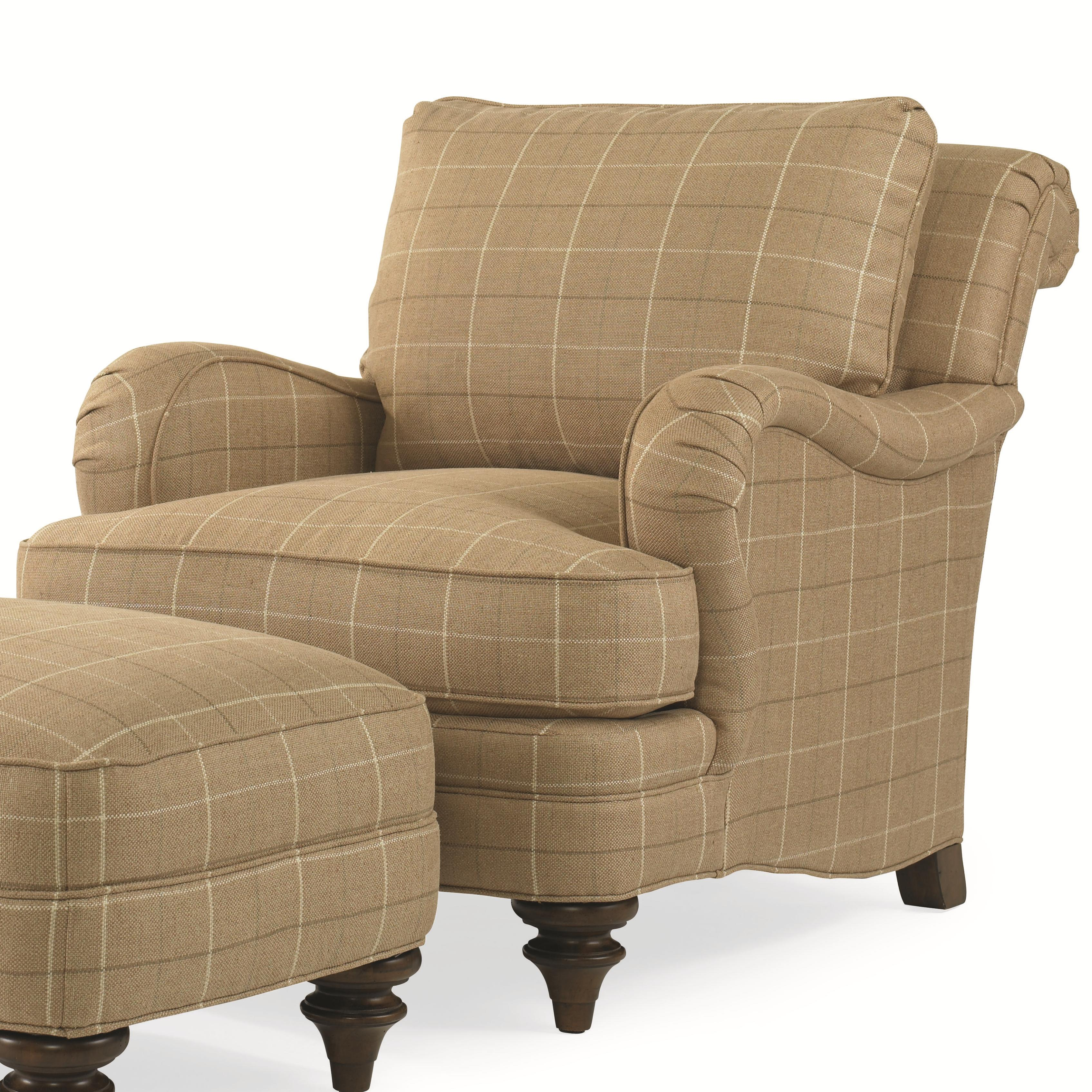 Elegance  Kent Chair by Century at Baer's Furniture