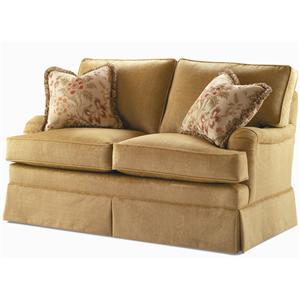 Century Elegance  Upholstered Love Seat