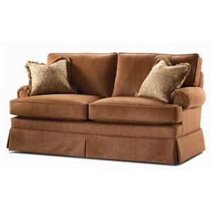 Century Elegance  86 Inch Sofa