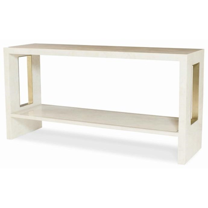 Grand Tour Console Table by Century at Alison Craig Home Furnishings