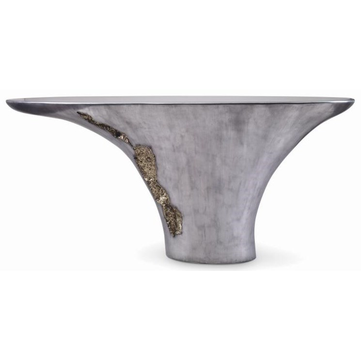 Grand Tour Saint Germain Console by Century at Alison Craig Home Furnishings