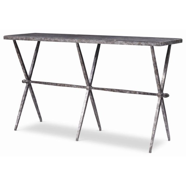 Grand Tour Marceaux Console Table by Century at Baer's Furniture
