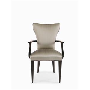 Century Metro Lux Dining Arm Chair