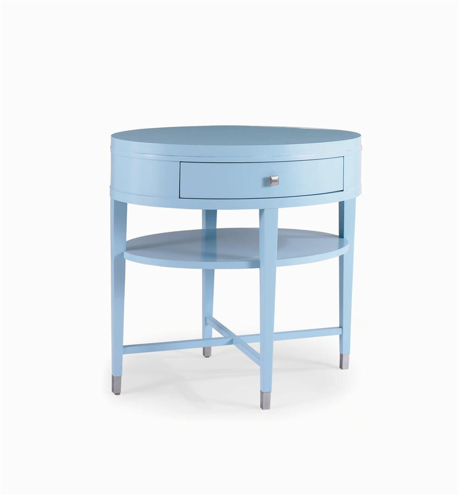 Metro Lux End Table by Century at Baer's Furniture