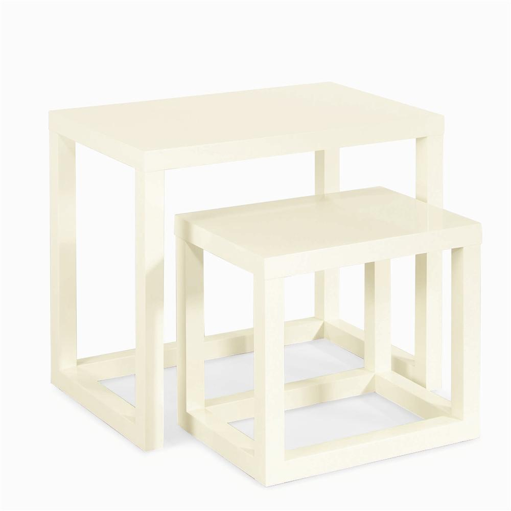 Milan Nesting Tables by Century at Baer's Furniture
