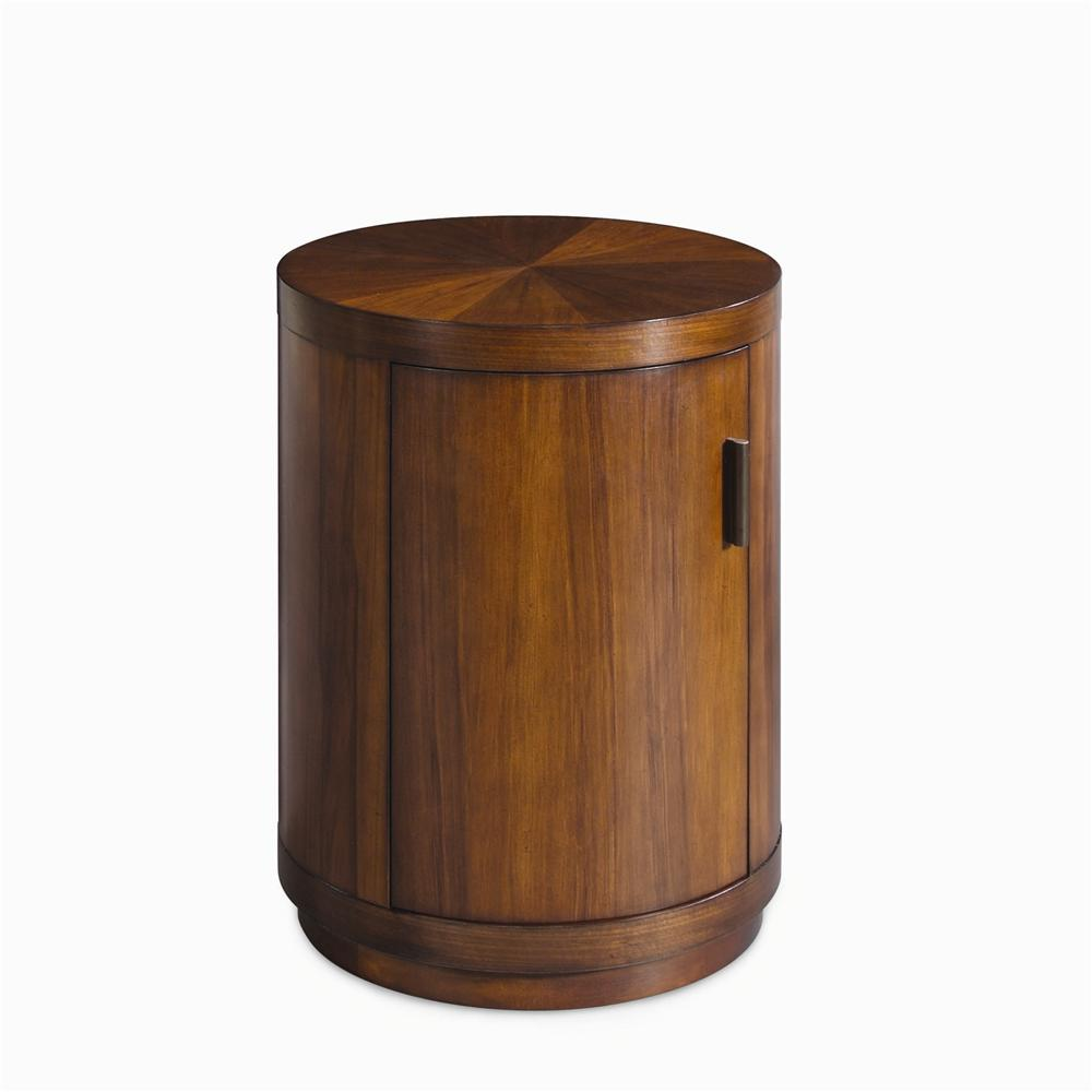 Milan Left Facing Door Commode by Century at Baer's Furniture