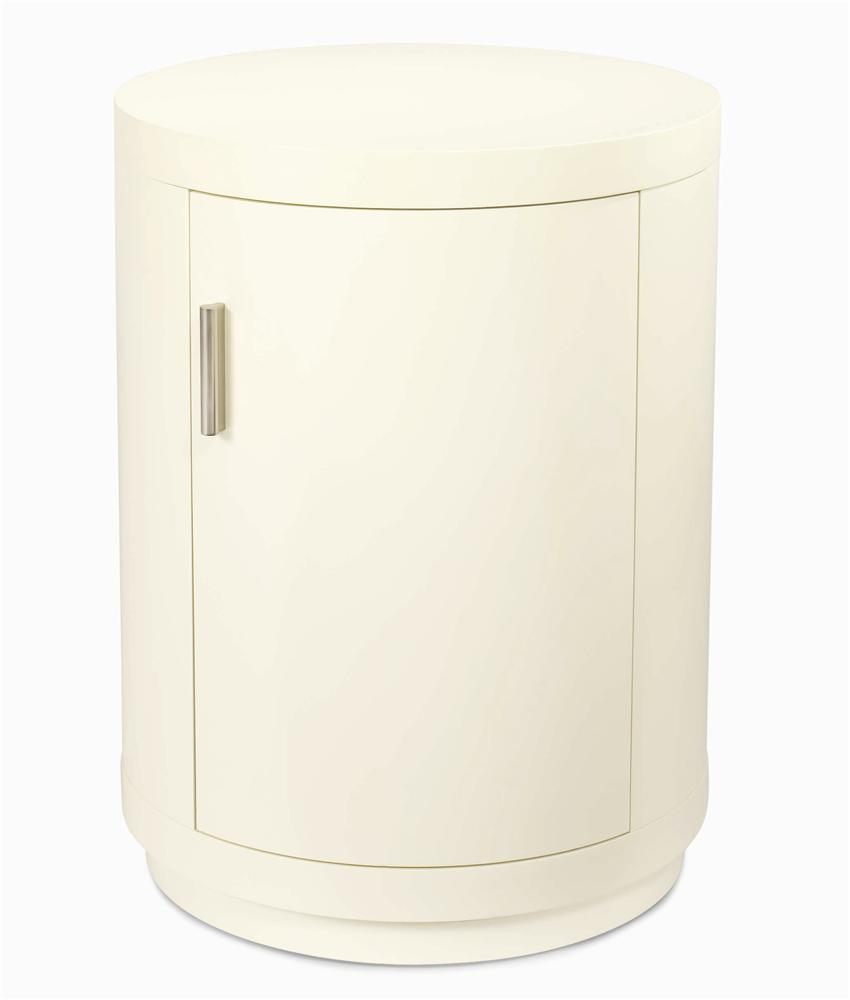Milan Right Facing Door Commode by Century at Baer's Furniture