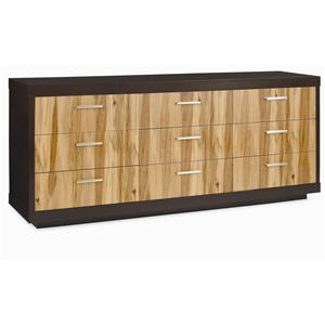 Century Milan 8 Drawer Dresser